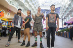 DNCE Headlines The Ultimate Friendsgiving On Board Royal Caribbean's New Harmony of the Seas