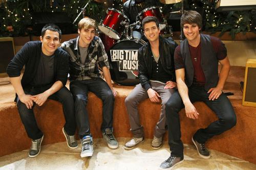 Nickelodeon Greenlights Fourth Season Of Hit Music Comedy Series Big