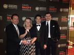 Heart+Mind Strategies and R&R Partners Wins Ogilvy Gold.  (PRNewsFoto/Heart+Mind Strategies)
