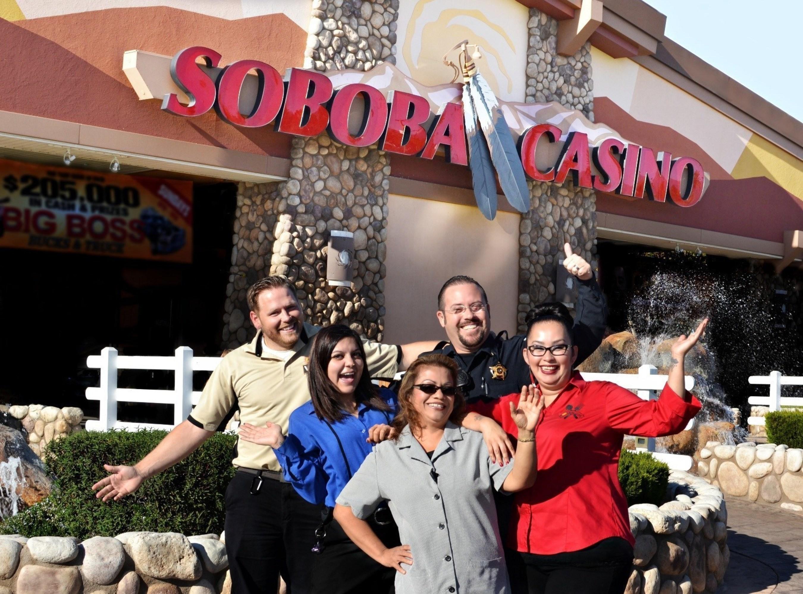 Soboba casino jobs housekeeping