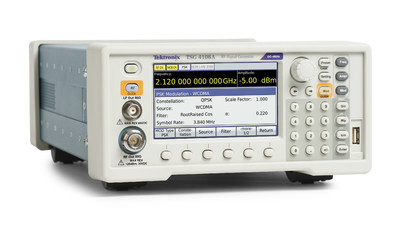 The New Tektronix TSG4100A Vector Signal Generator Meets Growing Need for More Affordable Mid-Range RF Test and Measurement solutions