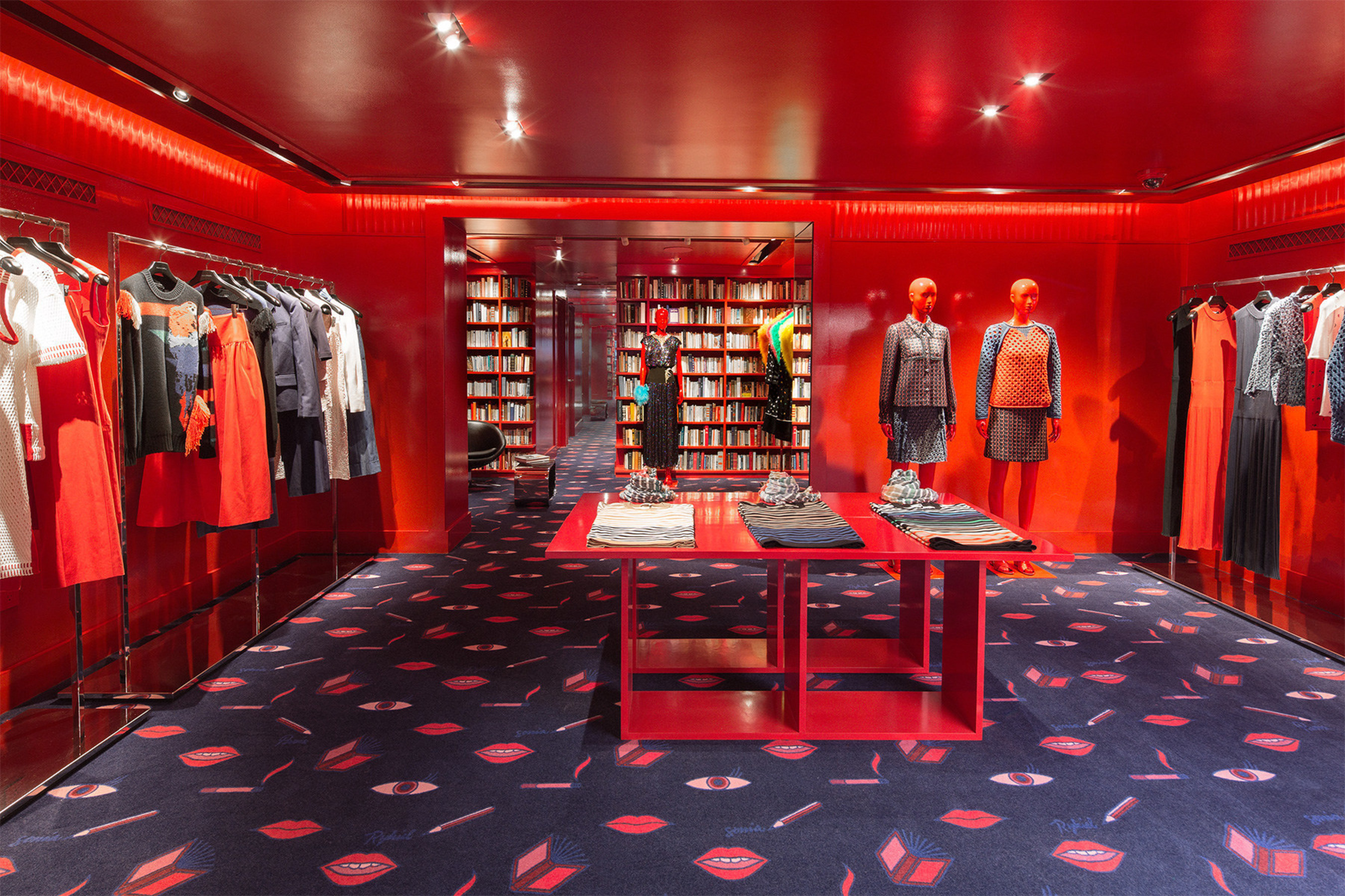 fbeba27d9c3 French Fashion House Sonia Rykiel Opens Madison Avenue Boutique