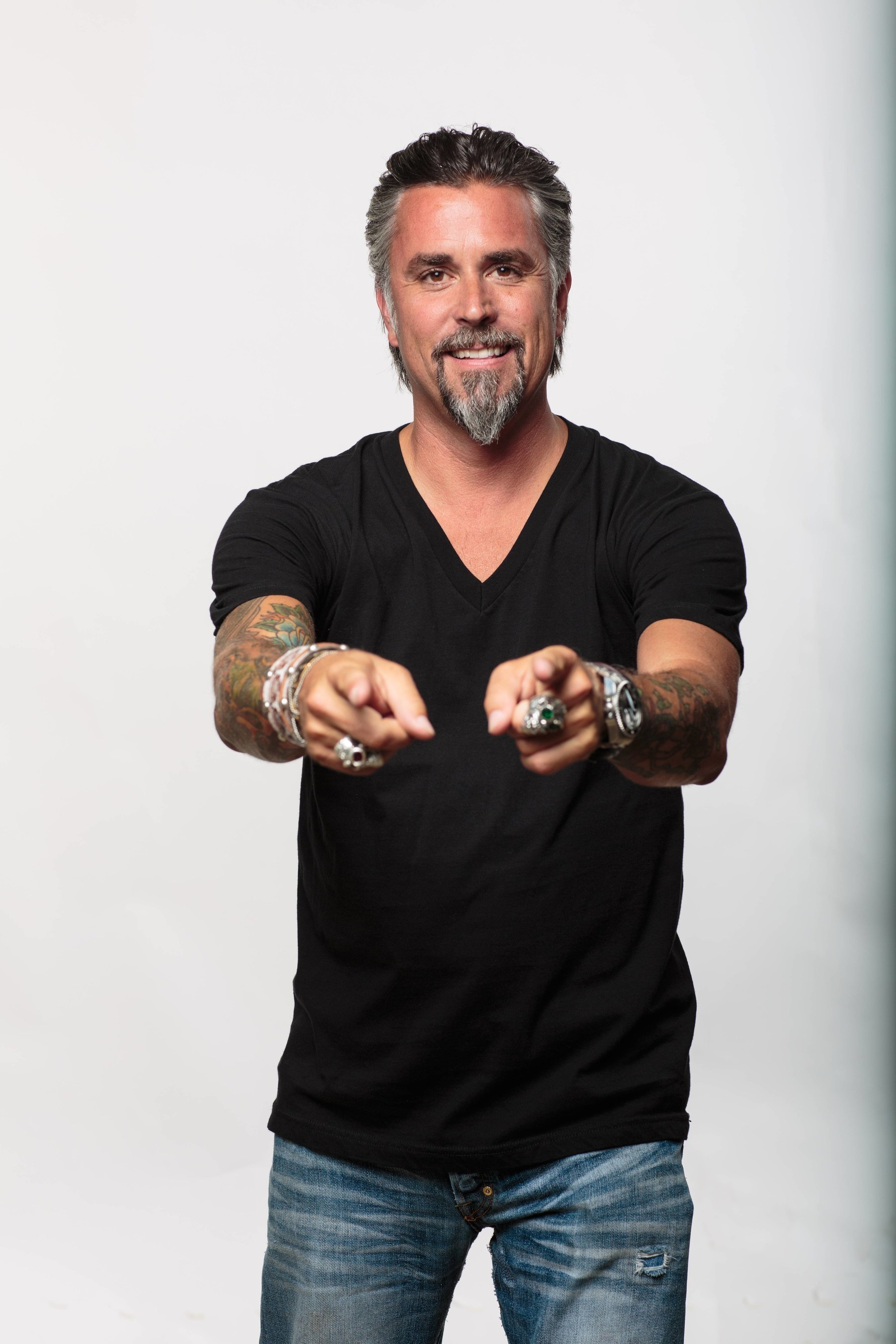 Texas Red Partners With Gas Monkey Garage And Richard Rawlings Star