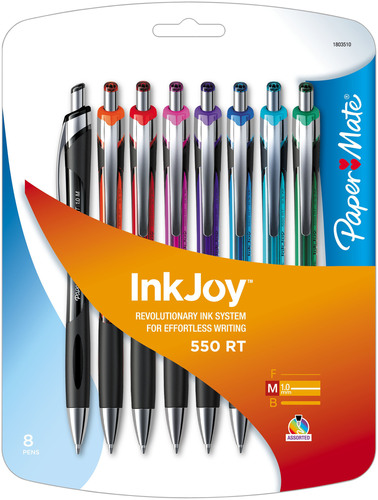 Newell Rubbermaid's Paper Mate Brand Revolutionizes Everyday Writing with Global Launch of InkJoy