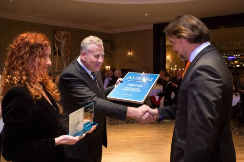 Pictured in the attached image (left to right):Mrs. Külli Karing, Chairman of the Board, Estonian Convention ...