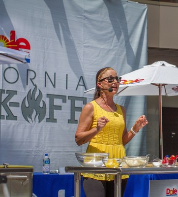 Dole California Cook-Off Champion Ally Phillips of Ally's Kitchen will perform live cooking demonstrations and share quick and fun recipes featuring non-GMO Dole Packaged Foods' products.