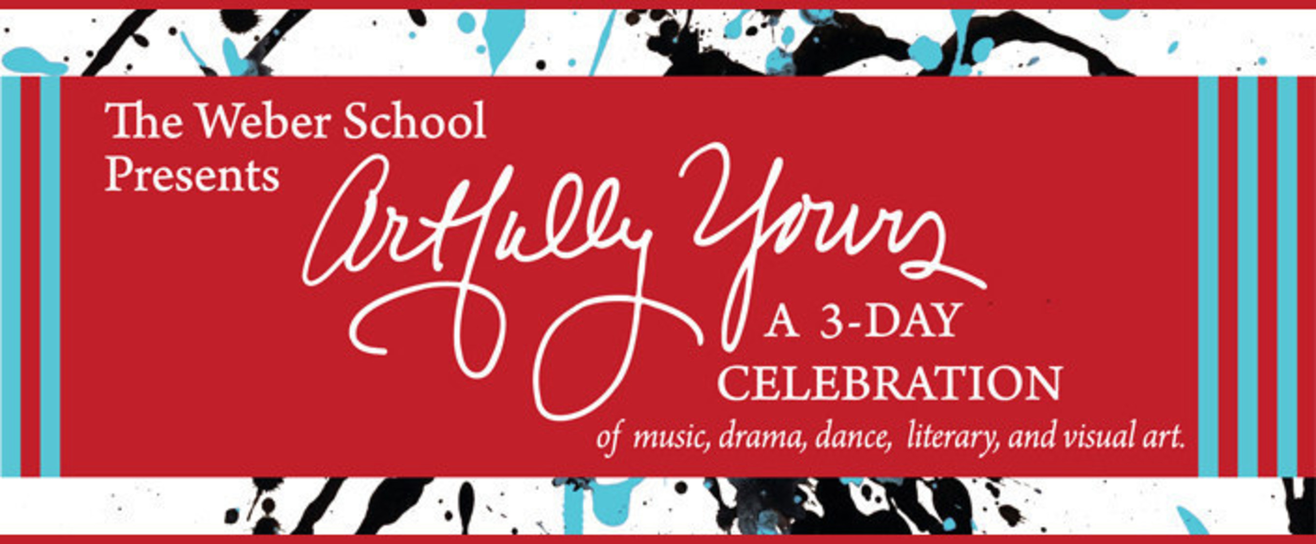 The Weber School Presents Artfully Yours