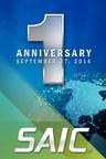SAIC Celebrates One Year Anniversary. (PRNewsFoto/SAIC)
