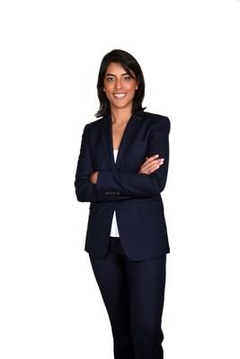 Ambareen Musa, Founder & CEO of Souqalmal.com, named 'Woman Entrepreneur of the Year' at the Enterprise Agility Awards 2015 (PRNewsFoto/Souqalmal.com)