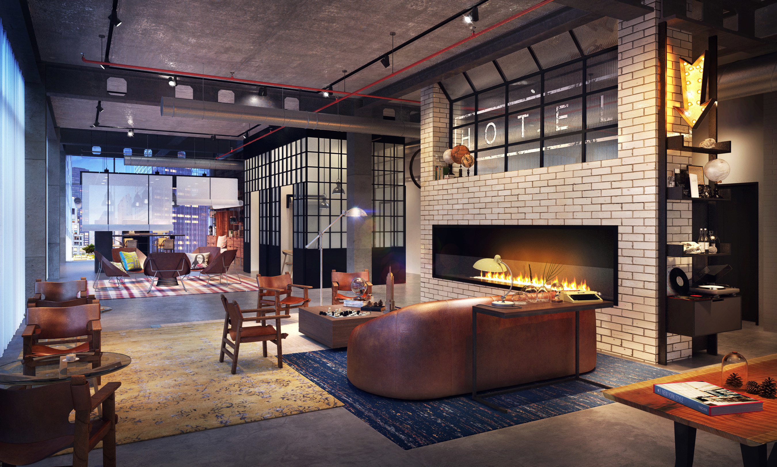 New Orleans And Tempe Get Moxy Marriott International S Edgy Lifestyle Hotel Brand To Make