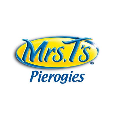 Mrs. T's Pierogies.  (PRNewsFoto/Mrs. T's Pierogies)