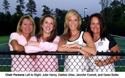 Just How Much Fun Do You Want to Have Playing Tennis for a Great Cause? 2011 GTC Gives Back® Play