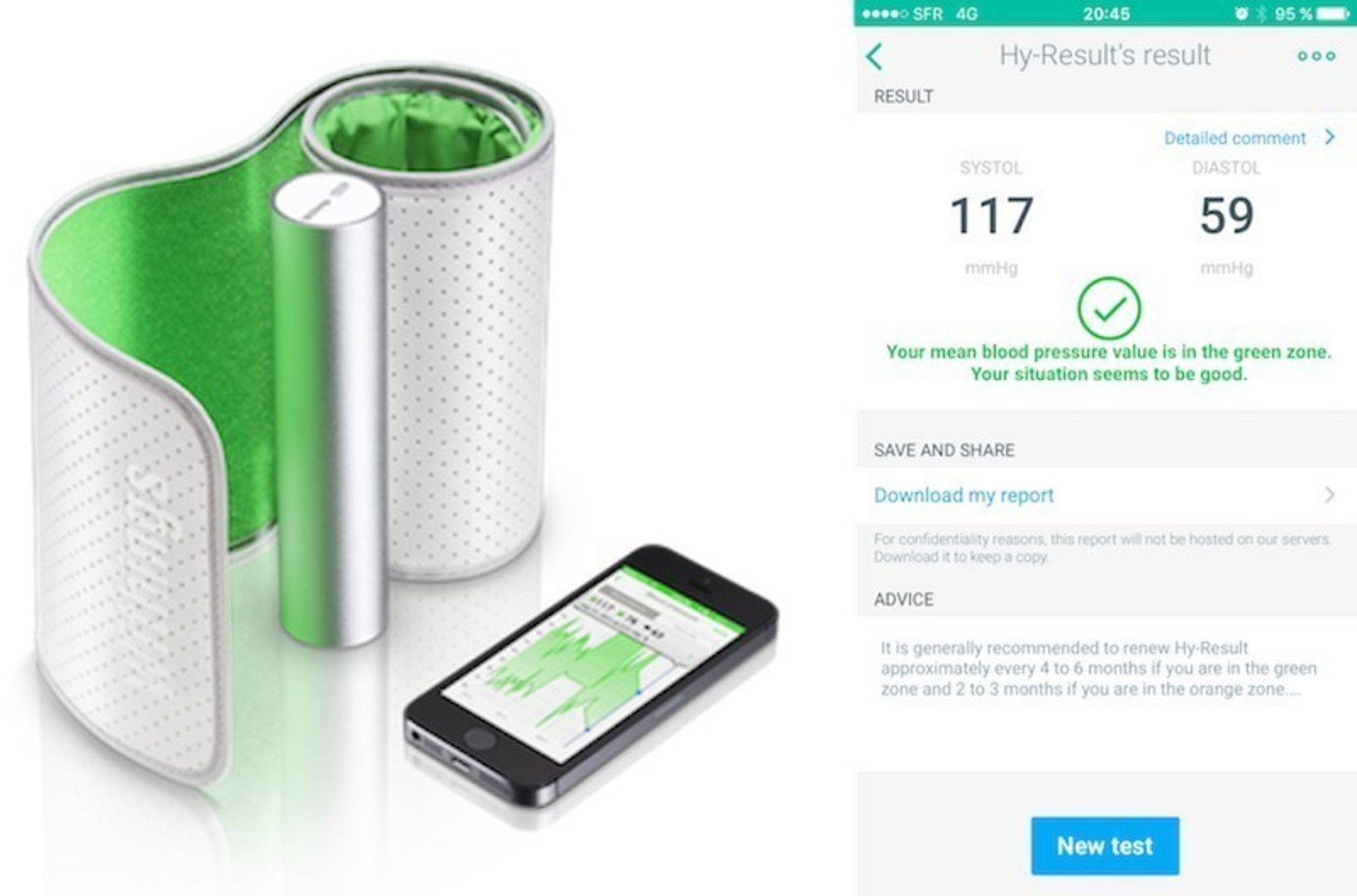 Withings Launches Hy-Result: An Advanced Advisory Service for the Better Control of High Blood Pressure