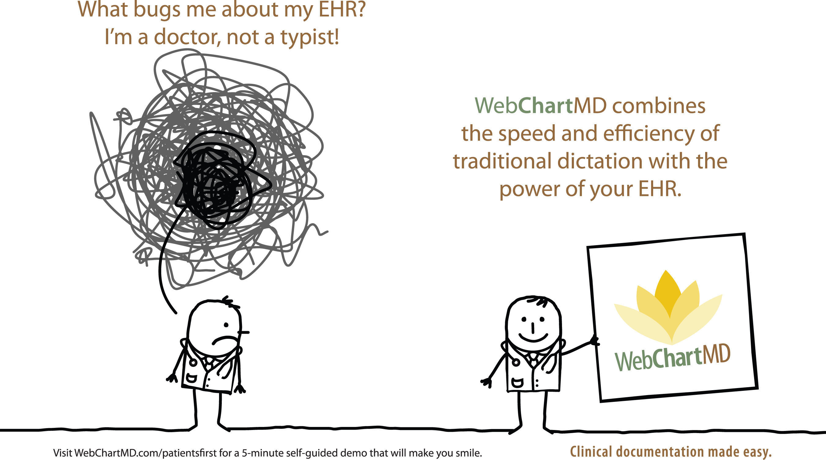 WebChartMD Webinar Helps Medical Transcription Companies Overcome Business Losses Due to EHRs