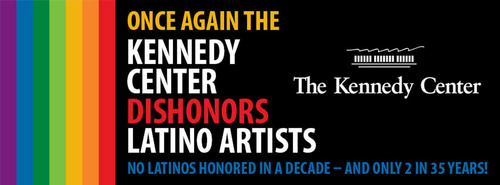 Kennedy Center Dishonors Latino Artists