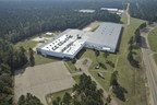 Lockheed Martin's JLTV manufacturing facility in Camden, Arkansas, is ready for production. (PRNewsFoto/Lockheed Martin)