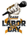 CASE Construction Equipment launches Labor of Love Music Festival starring Kip Moore, held on Labor Day 2015 in Racine, Wisconsin.
