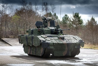 General Dynamics Land Systems-UK has successfully completed an additional live firing test for AJAX, the British Army's new Armoured Fighting Vehicle, at a range in West Wales.