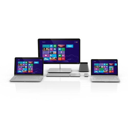 VIZIO Unveils Holiday PC Lineup, Including 24' and 27' All-in-One Touch PCs with 1080p Full HD