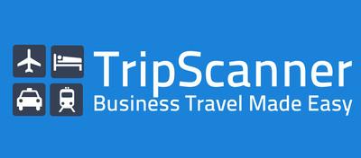 TripScanner Logo. (PRNewsFoto/TripScanner) (PRNewsFoto/TRIPSCANNER)