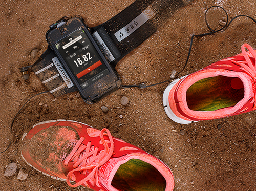 LifeProof fre and nuud help Mom's smartphone take on almost everything she does. (PRNewsFoto/LifeProof) ...