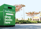 The ICSC Foundation and Better World Books have joined forces to promote education and philanthropy in the shopping center industry.  (PRNewsFoto/Better World Books)
