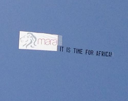 Mara Online launch at TiEcon Silicon Valley - It's time for Africa!