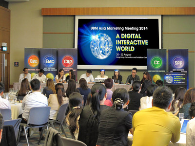 UBM Asia's 2014 A Digital Interactive World Marketing Meeting Inspires Better Digital Events