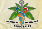 Nevil marijuana seeds have returned and are now available online along with a giant selection of Reeferman Medical Marijuana Seeds at http://medicinalmarijuanaseedssales.co.uk.  (PRNewsFoto/R.M.S.S. Medical Marijuana seeds)