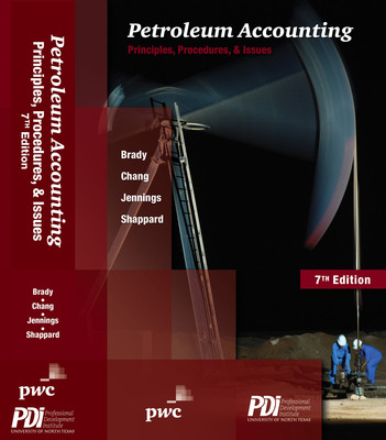 Early Sales Hit Record High for PDI's 7th Edition of Petroleum Accounting:  Principles, Procedures, & Issues