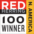 Red Herring 2013 Top 100 North America Winner.  (PRNewsFoto/GainSpan Corporation)