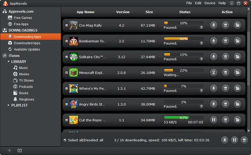 AppRevel Software Screenshot.(PRNewsFoto/AppRevels Co., Ltd.)