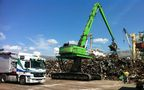 One of the twelve newly acquired scrap and metals sites of ALBA Balkan Recycling in Split, Croatia. Thus, the worldwide leading recycling company expands its activities on the Balkans and strengthens its position towards the Turkish scrap markets.