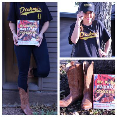 New branded merchandise on dickeys.com.  (PRNewsFoto/Dickey's Barbecue)