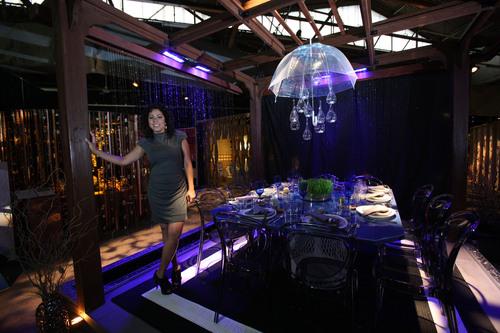 Hayneedle & Interior Designer, Evette Rios, Win Best in Show Award at DIFFA Dining By Design