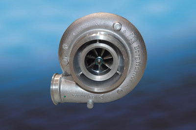 BorgWarner's S-Series turbochargers deliver proven performance and durability for Mercedes-Benz Actros heavy-duty trucks, now with engines made in Brazil.