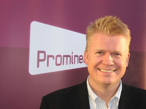 Leif Arild Aasheim, Managing Director of Promineo (PRNewsFoto/Promineo AS)