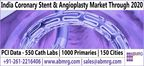 India Coronary Stent Market and Angioplasty Market to be Tripled
