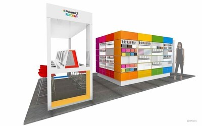 Polaroid Fotobar announced plans for seven micro-retail locations in Southern and Northern California at Westfield Malls.  All locations, similar to this rendering, will open before the Thanksgiving holiday.