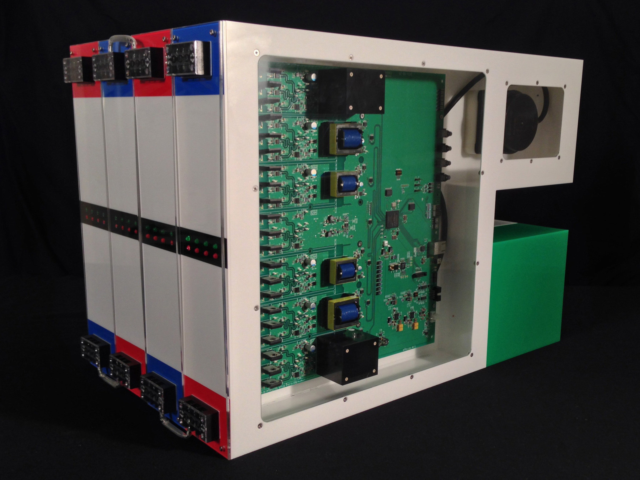 Fukushima SiC Applied Engineering Inc. has launched its ultra-high voltage pulse generators (SiC-Pulser Series) which ulitizes ROHM's SiC MOSFET SCT2080KE.