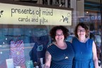 Mother & Daughter celebrate 25 years at Presents of Mind on hip Hawthorne Blvd.  (PRNewsFoto/Presents of Mind)