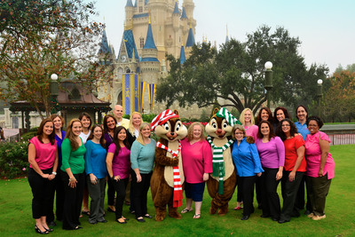 Walt Disney World Moms Panel Renamed Disney Parks Moms Panel.  (PRNewsFoto/Disney Parks)