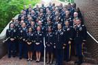 July 25, 2014 - UNC-IDB Strategic Studies Fellows Program Graduating Class at the University of North Carolina in Chapel Hill, NC. (PRNewsFoto/IDB)