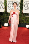 Hollywood's Leading Ladies Shine in Platinum Jewelry at the 68th Annual Golden Globe Awards
