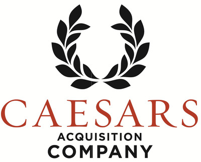 Caesars Acquisition Company Logo.