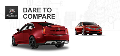 Research new Cadillac models online at Sheboygan Cadillac (PRNewsFoto/Sheboygan Cadillac)