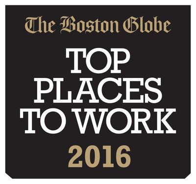 SmashFly Named a Top Place to Work by the Boston Globe