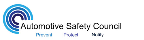 Automotive Safety Council Logo.  (PRNewsFoto/Automotive Safety Council)