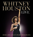 """Whitney Houston Live: Her Greatest Performances"" (DVD/CD) released on Nov 10th"