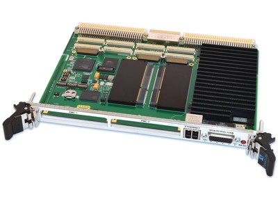 Acromag's New XVME-6510 Air-Cooled Processor Board